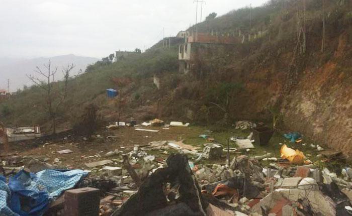 FOTOS | A seis meses de la masacre de El Junquito, así luce la casa donde asesinaron a Óscar Pérez