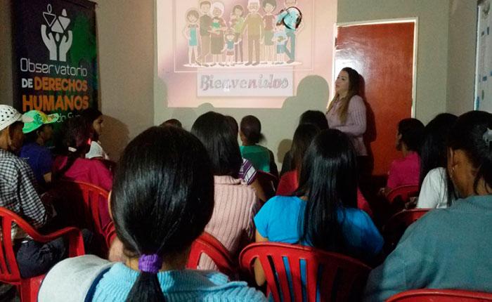 Cedisuc participó en taller sobre orientación a la conducta