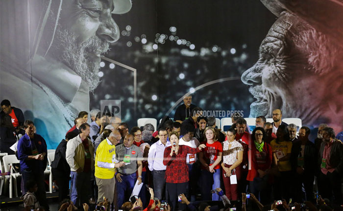 Brasil: El Partido de los Trabajadores insiste en Lula y lo proclama candidato a pesar de su prisión