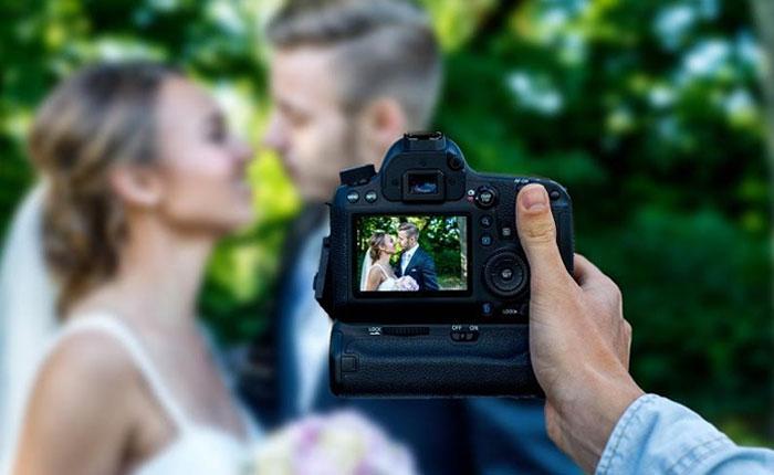 Uno se casa con el fotógrafo, por Reuben Morales