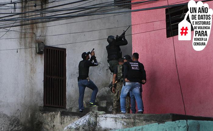 Monitor de Víctimas: Un año de homicidios y cifras rojas en Caracas