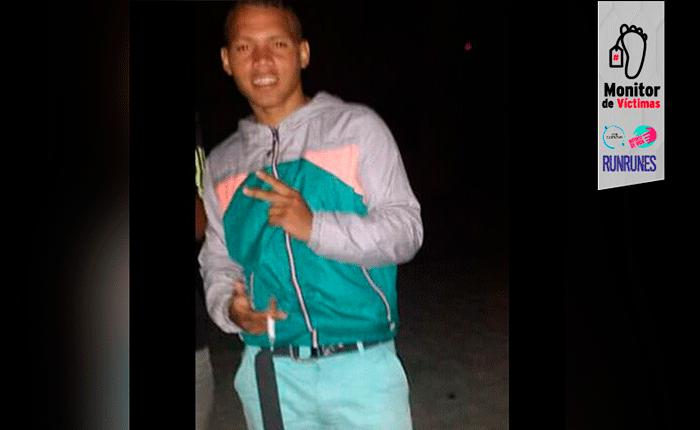 #MonitorDeVíctimas | Denuncian que Cicpc mató a joven en Misión Vivienda en Terrazas del Alba