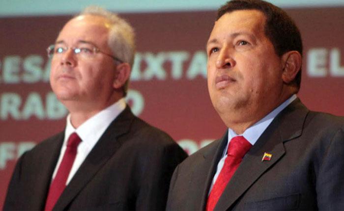 """Rafael Ramírez: """"No hay nada que indique que estoy incurso en corrupción"""""""