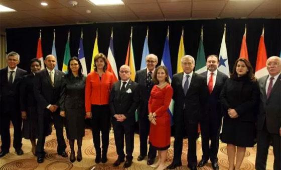 Grupo de Lima renueva su apoyo a Juan Guaidó y reitera su preocupación por la crisis venezolana