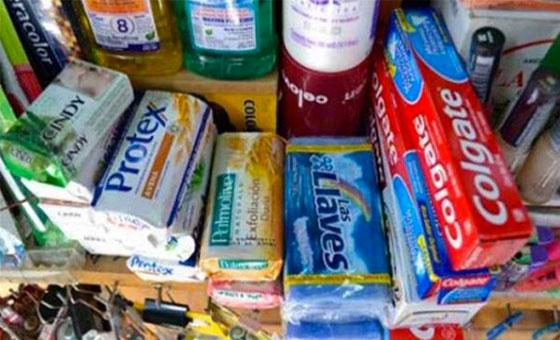 Publican en Gaceta lista de precios de ocho productos de aseo e higiene personal