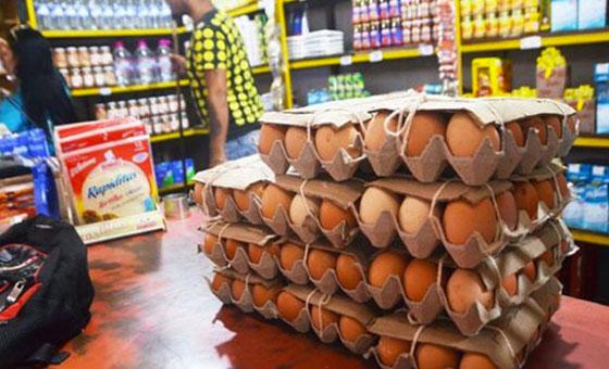 Codhez: Un cartón de huevos en Maracaibo cuesta más de dos salarios mínimos