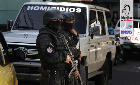 Abusos de las fuerzas de seguridad del Estado reportadas en el informe del ACNUDH a la luz de los datos del Monitor de Víctimas y Caracas Mi Convive