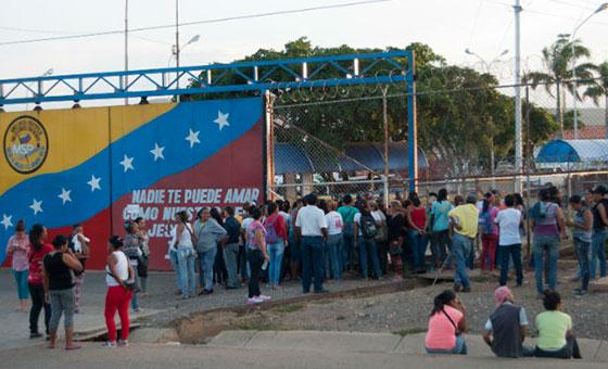 Maquillan cárceles de Uribana y Fénix en Lara ante visita de la ONU