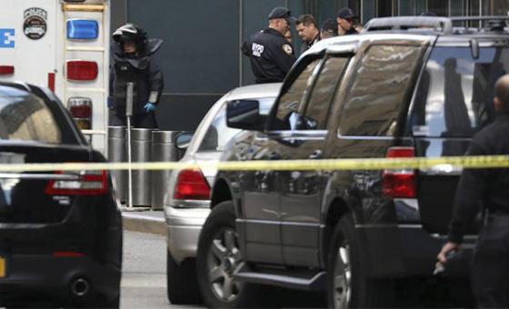 EEUU en alerta ante artefactos explosivos enviados a los Clinton, Obama y CNN