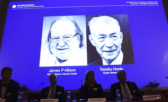 Estadounidense y japonés ganan Nobel de Medicina