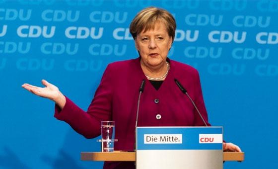 Merkel, demócrata ejemplar, por Edward Rodriguez