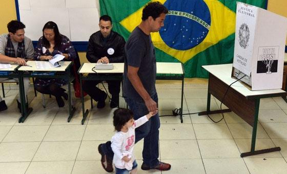 Más de 147 millones de brasileños elegirán su presidente este domingo