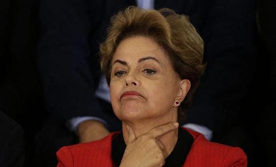 Dilma Rousseff se quedó fuera del senado en Brasil