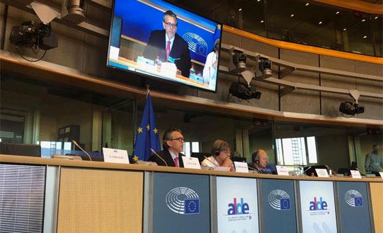 El parlamento europeo está con nosotros… por Orlando Viera Blanco