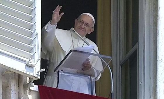 Papa Francisco pidió concordia para Venezuela en su mensaje de Navidad