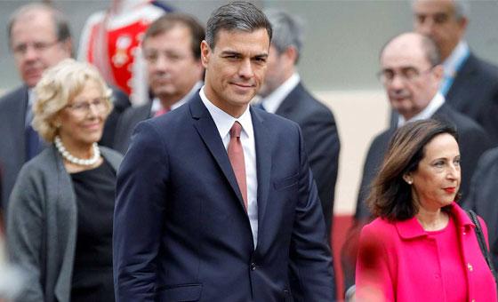 Psoe de España: Investidura de Maduro carece de legitimidad