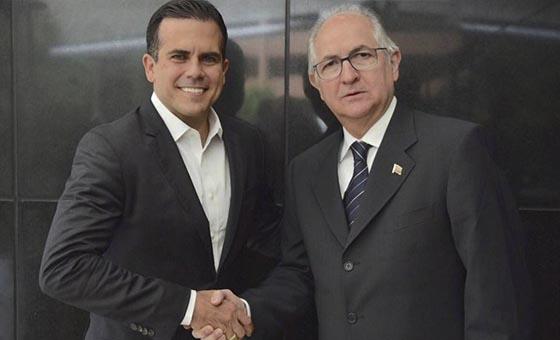 Puerto Rico será sede de reunión de líderes de oposición venezolana