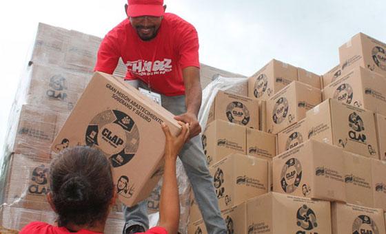 ABC: Régimen chavista recibió dinero del narcotráfico a través de cargamentos de los CLAP