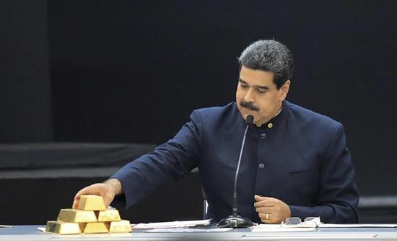 EEUU aplica sanciones a Venezuela enfocadas en exportación de oro
