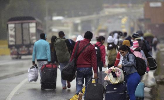 Venezolanos encabezan la lista de migrantes muertos en América