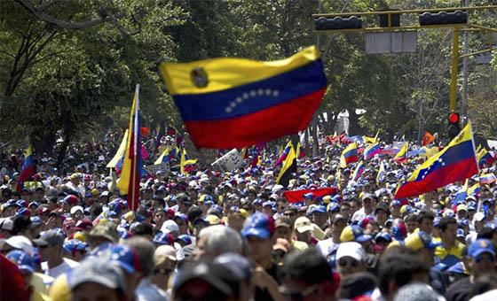 Marcha del #2Feb saldrá desde cinco puntos de la capital hasta Las Mercedes