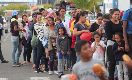 Colombia y Perú firman convenio de intercambio de información migratoria de venezolanos