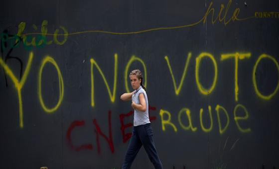 De nuevo: votar o abstenerse, por Luis Fuenmayor Toro