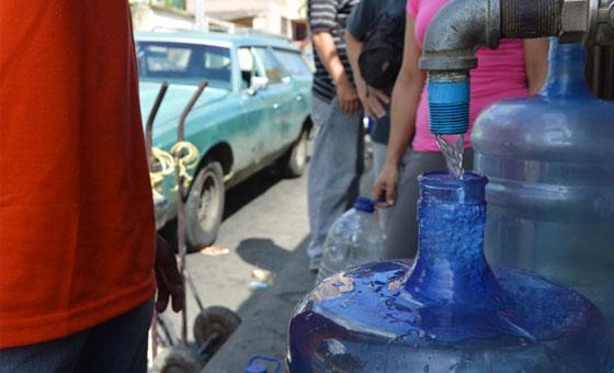 Agua contaminada por bacterias Shigella en Anzoátegui mata a 12 niños y enferman a 4.000 personas