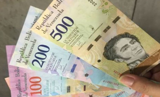 5  de los 8 billetes del cono monetario no compran nada