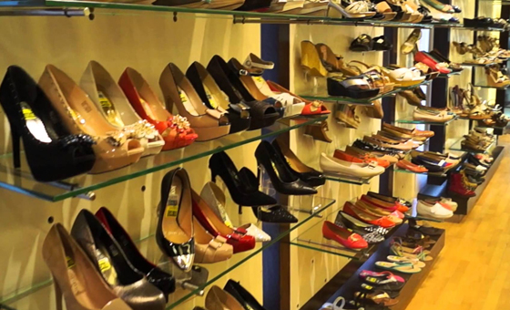 Industria del calzado y vestido en cifras rojas para estas navidades