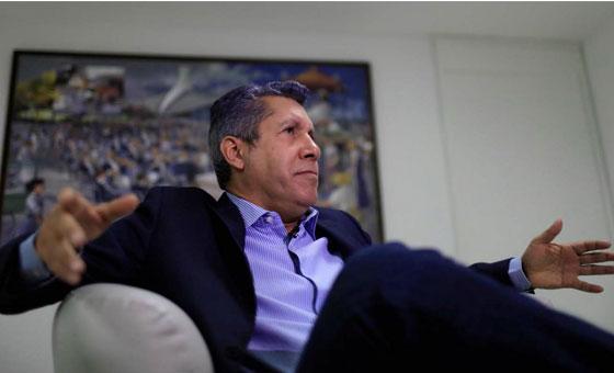 """Henri Falcón """"No habrá negociación política sin llamado a elecciones transparentes"""""""