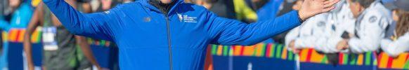 Peter Ciaccia recibió una cálida despedida tras presentar su renuncia como director de carreras del Maratón de Nueva York. FOTO: Numa Roades.