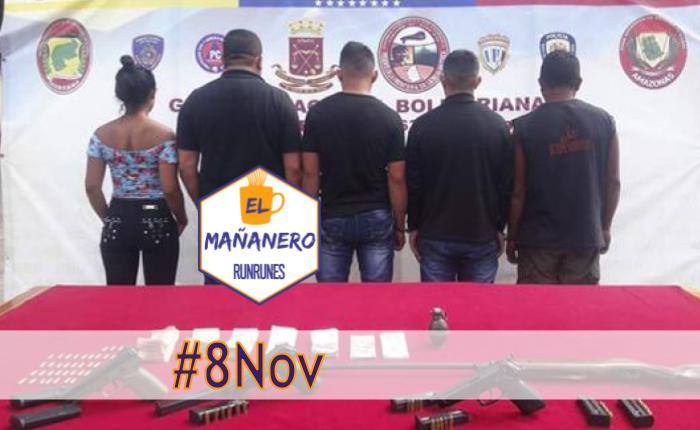 El Mañanero de hoy #8Nov: Las 6 noticias que debes saber
