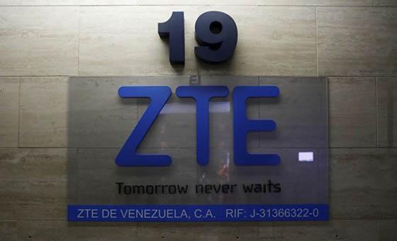 Dos senadores de EEUU piden investigar trabajo de ZTE en Venezuela