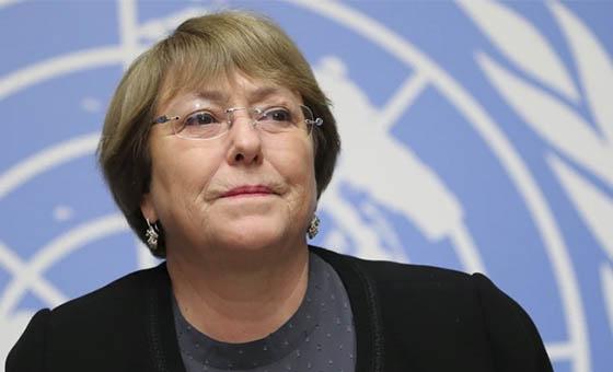 """Bachelet condena muerte manifestantes en Venezuela y pide """"diálogo inmediato"""""""