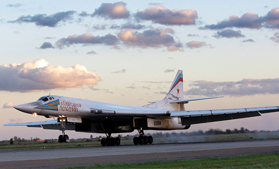 Rusia no descarta enviar más bombarderos a Venezuela