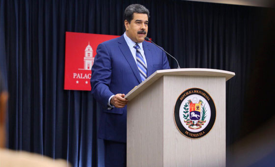 Maduro: El 2019 será un año de equilibrio y prosperidad
