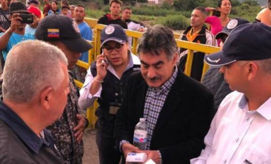Colombia expulsa a venezolano asesor de embajada de Caracas en Bogotá