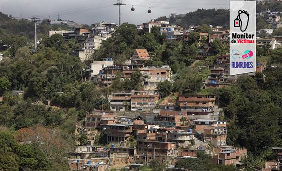 #MonitordeVíctimas | Triple homicidio y asesinato de un funcionario se registraron en Petare