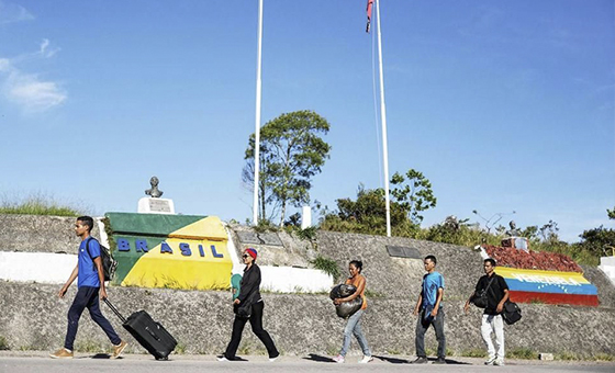 Brasil prohíbe la entrada a