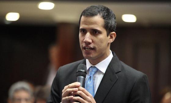 VP confirma que propondrá a Juan Guaidó a la presidencia de la AN