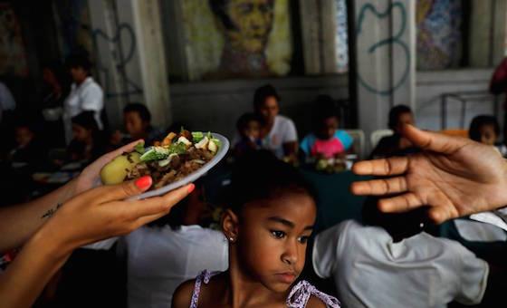 La Navidad más austera de Venezuela