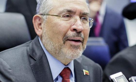 Murió Nelson Martínez, expresidente de Pdvsa detenido en la Dgcim