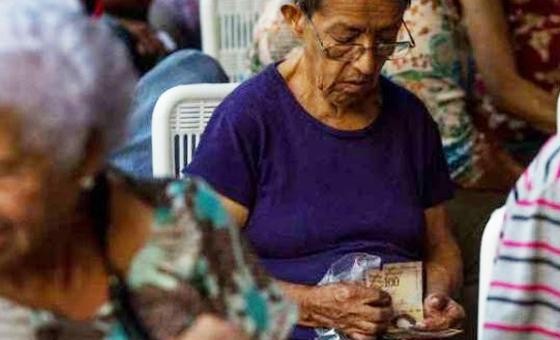 Pensiones serán depositadas en el Monedero del sistema Patria