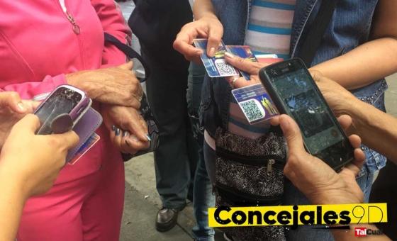 El PSUV borró la frontera entre gobierno y partido en Chacao