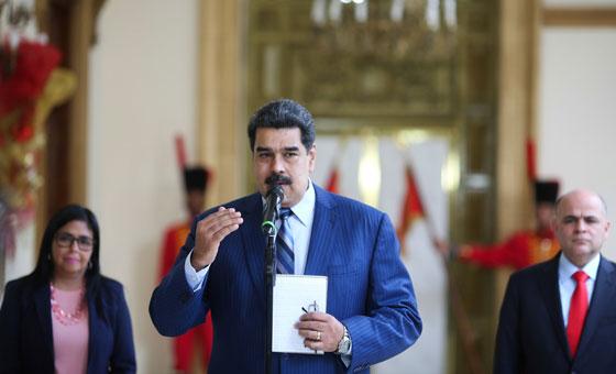 Maduro dijo que acabará con el hambre y prometió cajas Clap cada quince días