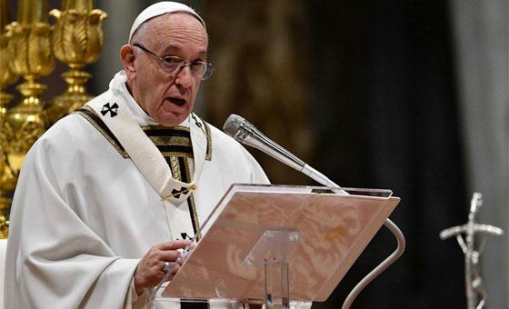 Papa Francisco pide el fin de la crisis en Venezuela