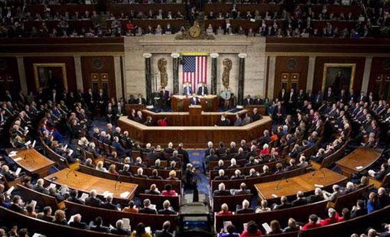 Cámara baja de EE UU aprueba proyectos para aumentar presión sobre Maduro
