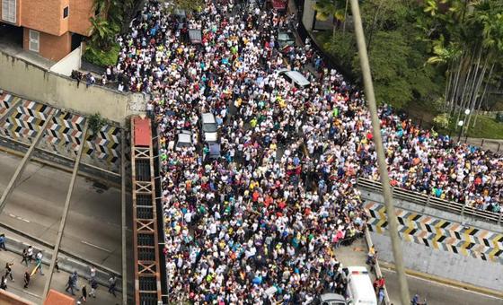 7 aspectos que han variado entre las protestas de 2017 y 2019