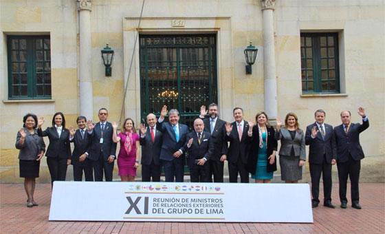 Grupo de Contacto y Grupo de Lima insisten en una salida democrática